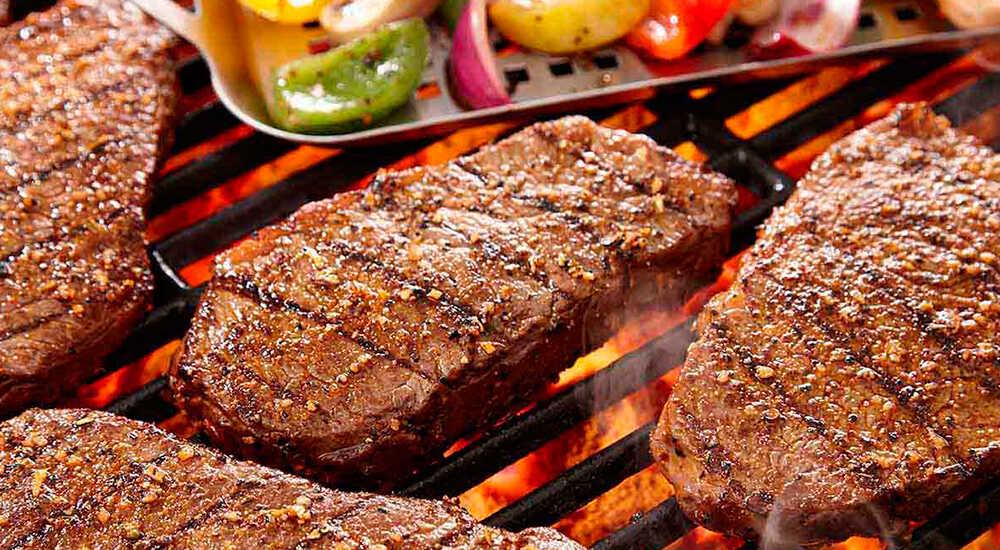Как приготовить говядину на гриле
