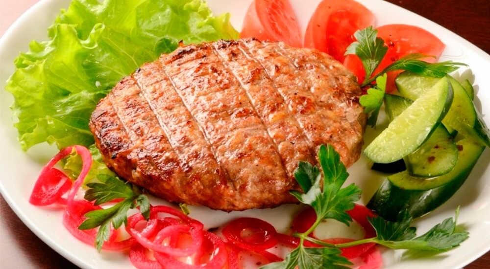 Классический бифштекс из говядины