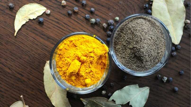 Ингредиенты для комбинированного маринада