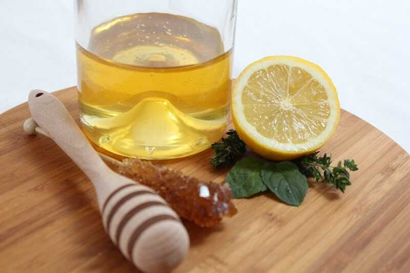 Приготовление медового маринада для осетра
