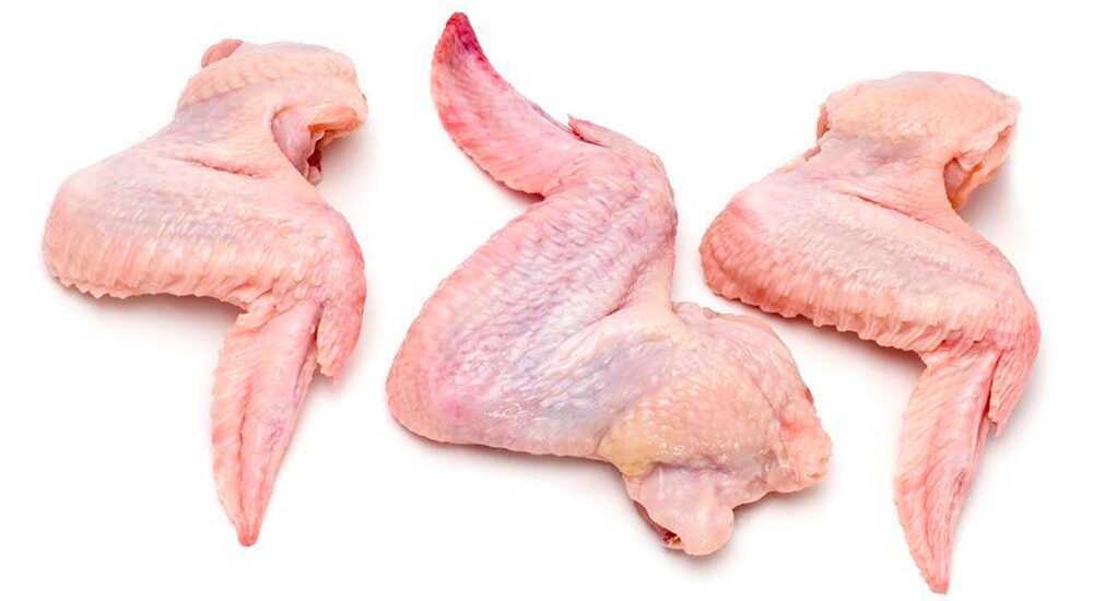 Охлажденные куриные крылья