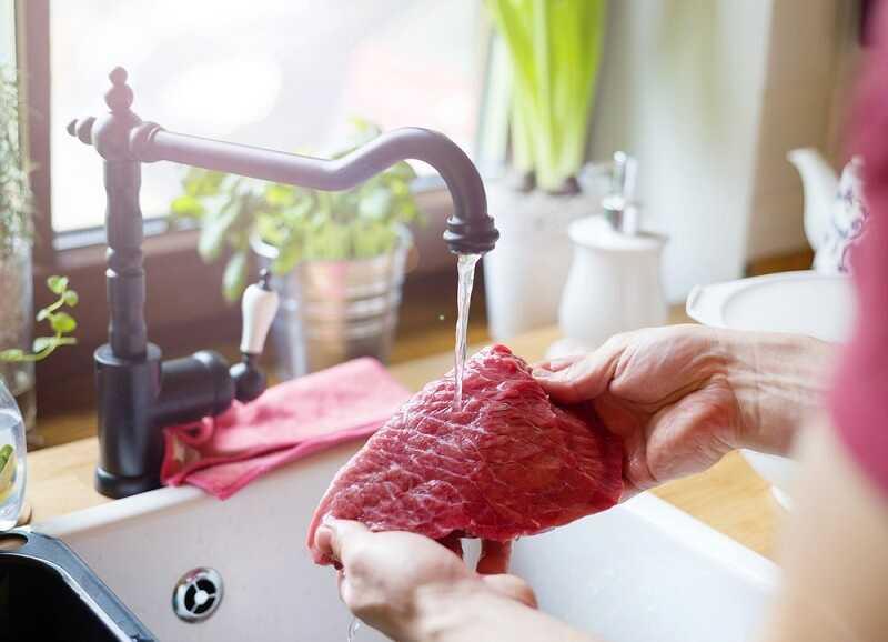 Подготовка говядины к копчению