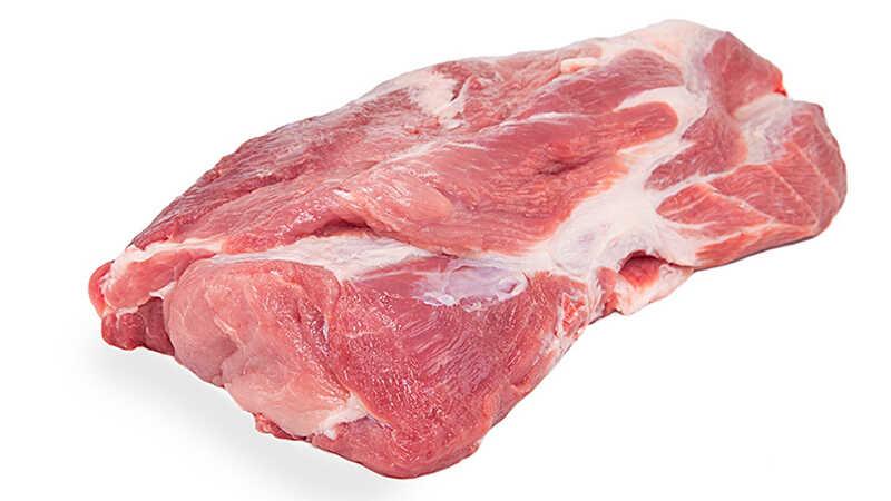 Свежее свиное мясо