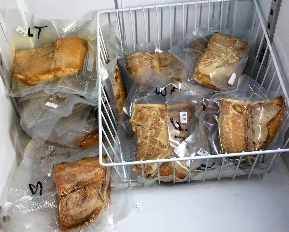 Хранение в морозильной камере