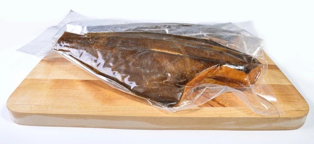 Копчёная рыба в вакууме