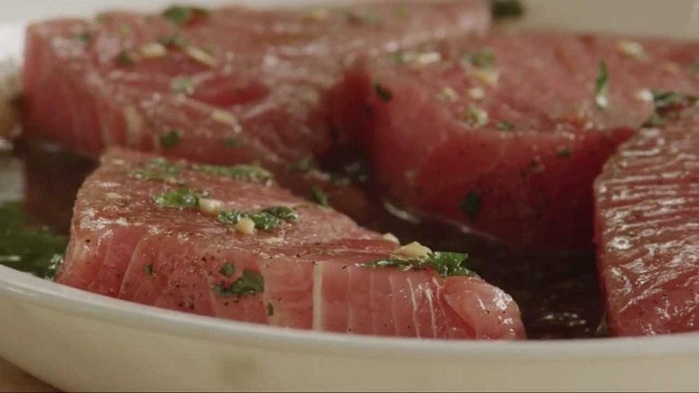 Маринад для тунца с тимьяном