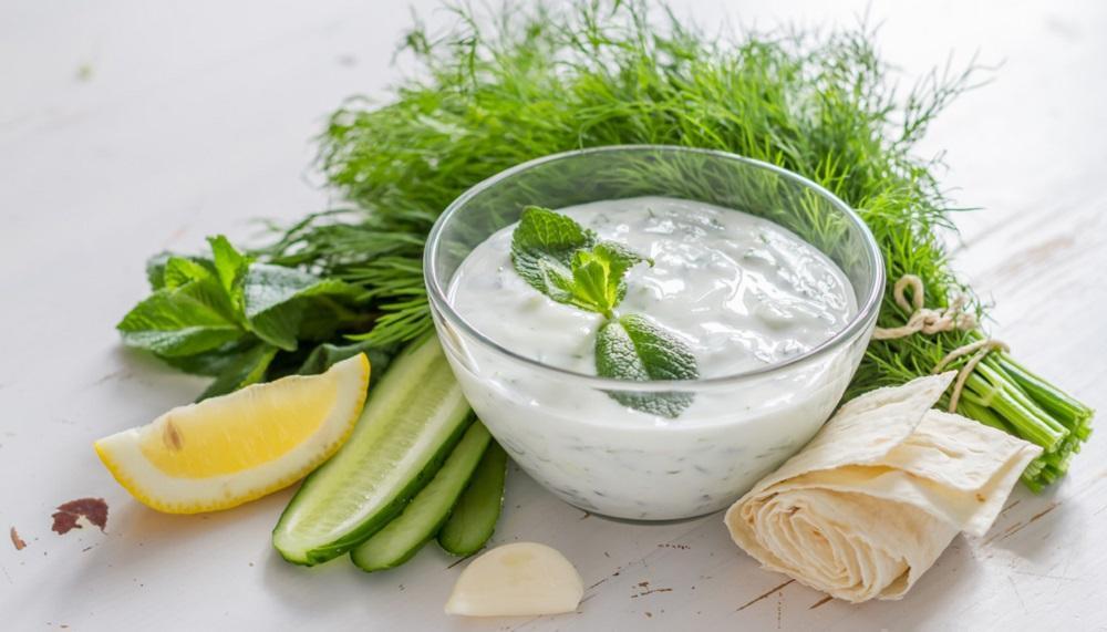 Маринад из греческого йогурта