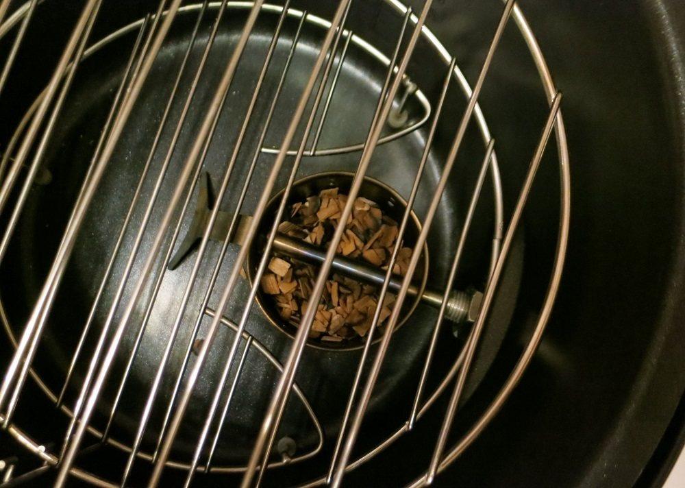 Мультиварка для копчения перца