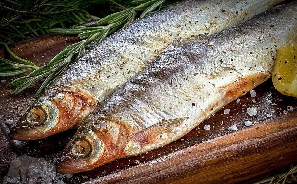 Обработка рыбы солью