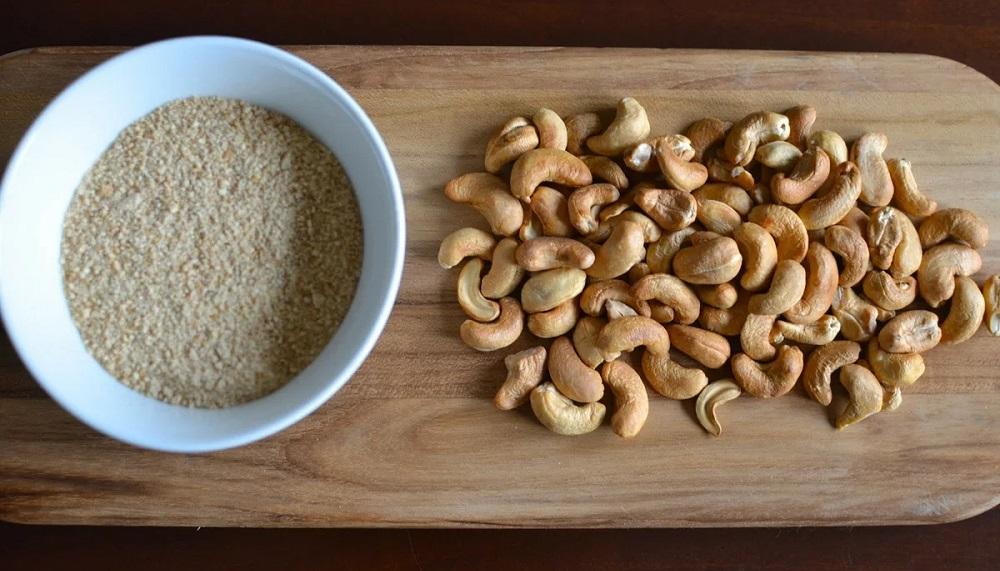 Орехи кешью для сырников