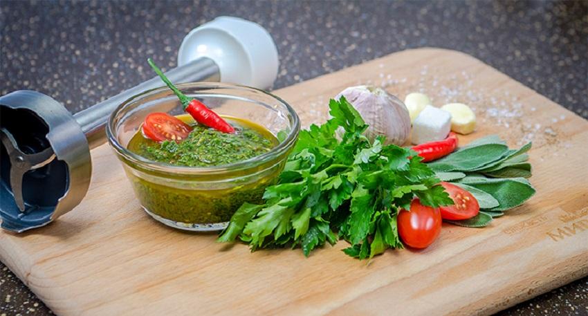 Пряный соус для стерляди