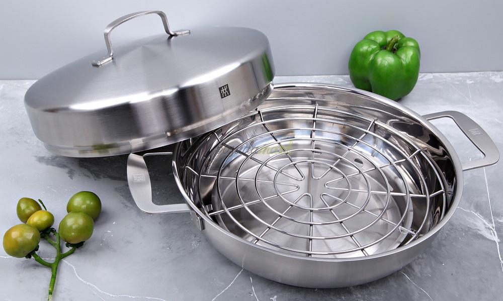 Сковорода для копчения