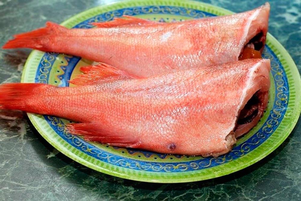 Тушка рыбы