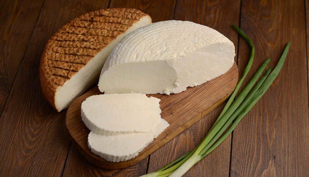 Копченый адыгейский сыр