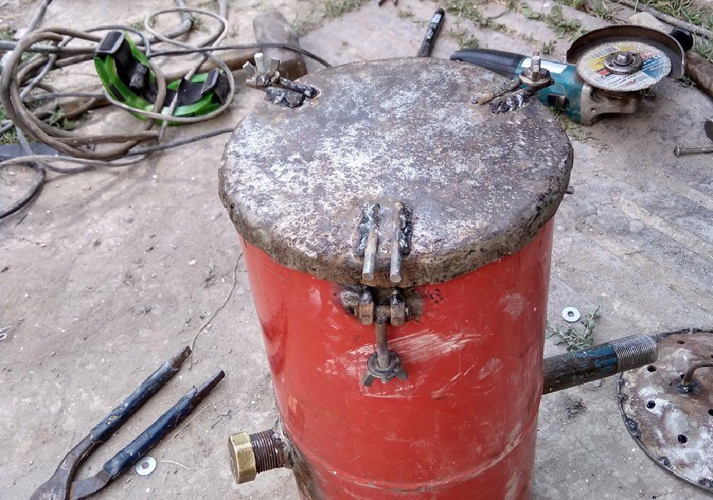 Крышка для дымогенератора
