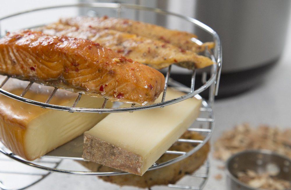 Рыба и сыр в мультиварке