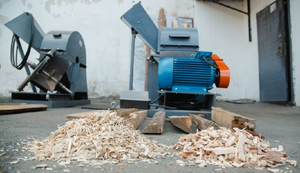 Щепорез и древесина