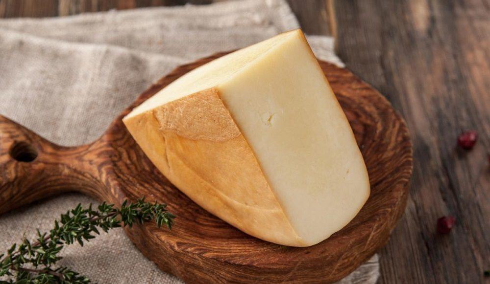 Сыр холодного копчения