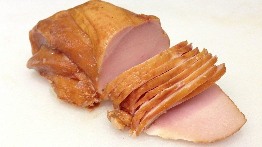 Копчёное куриное филе