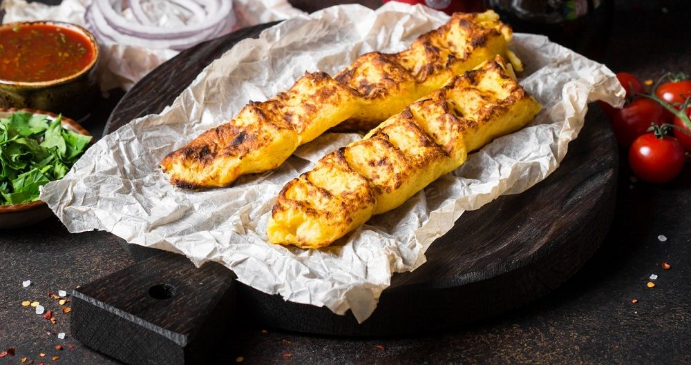 Картофельный люля-кебаб
