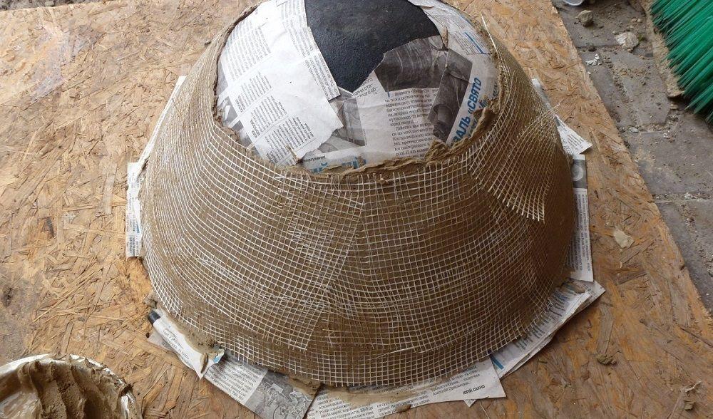 Купол тандыра