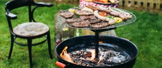 Мангал или барбекю