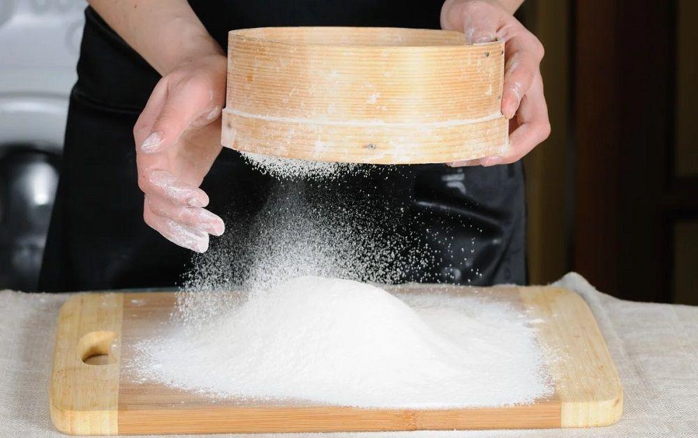 Мука для хлеба в тандыре