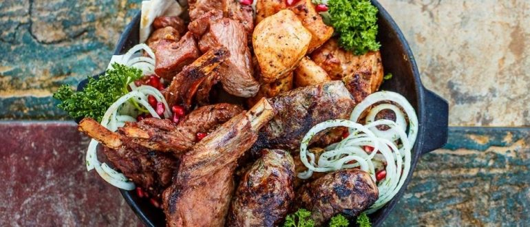 Мясо в тандыре