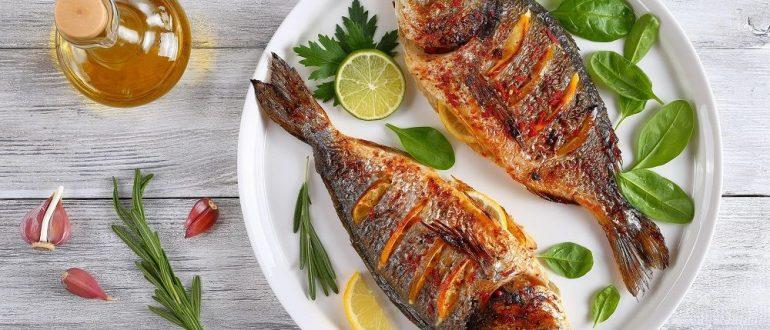 Приготовление рыбы в тандыре