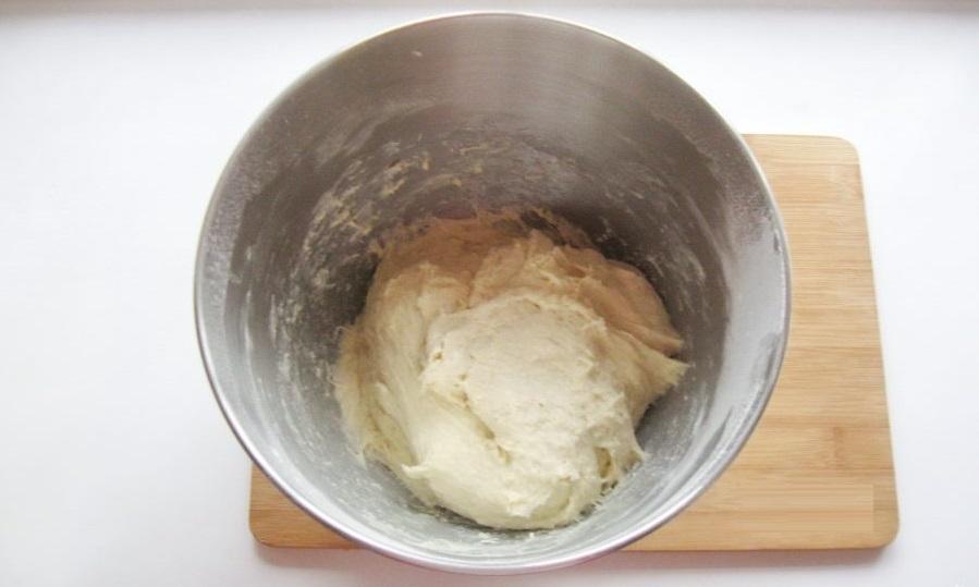 Тесто для лепёшек