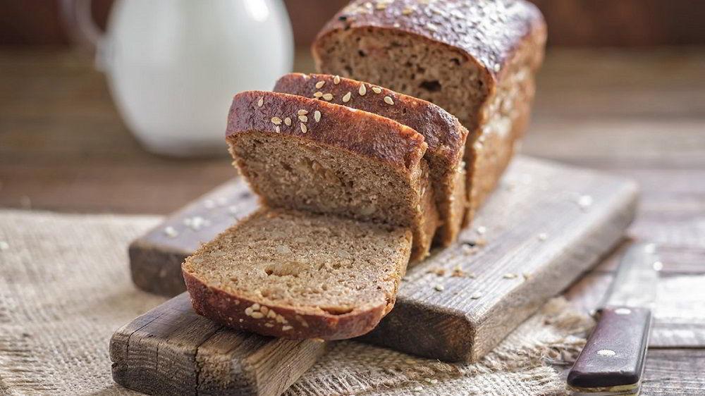 Ржаной хлеб для баранины