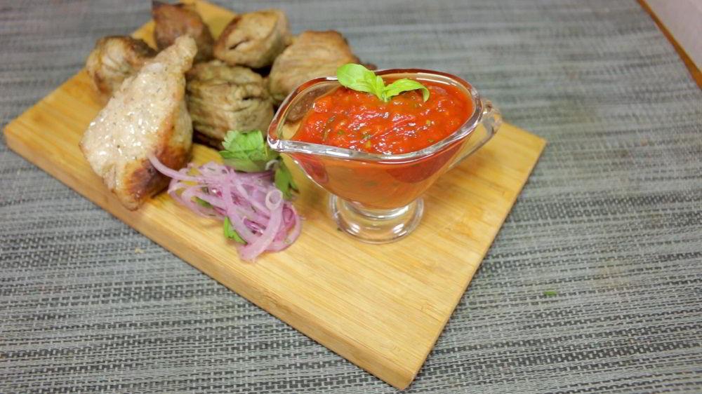 Соус для армянского шашлыка