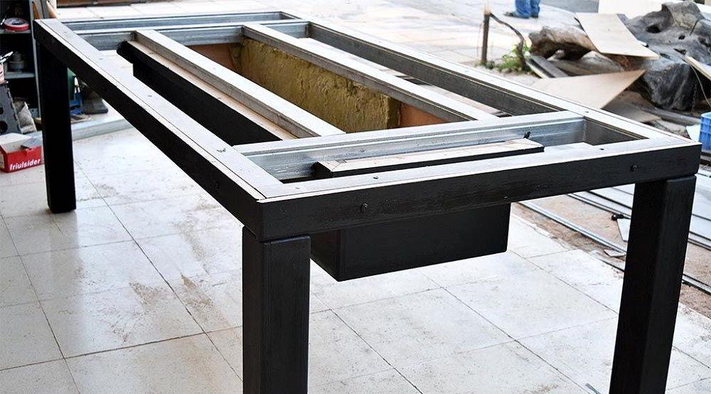 Теплоизоляция металлического короба