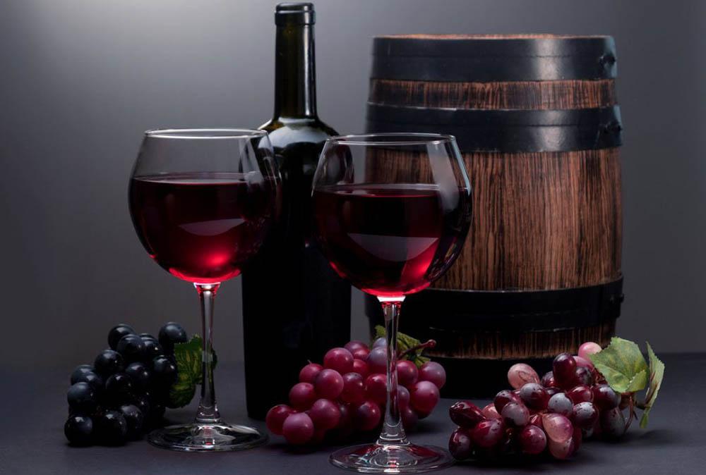 Домашнее вино для маринада