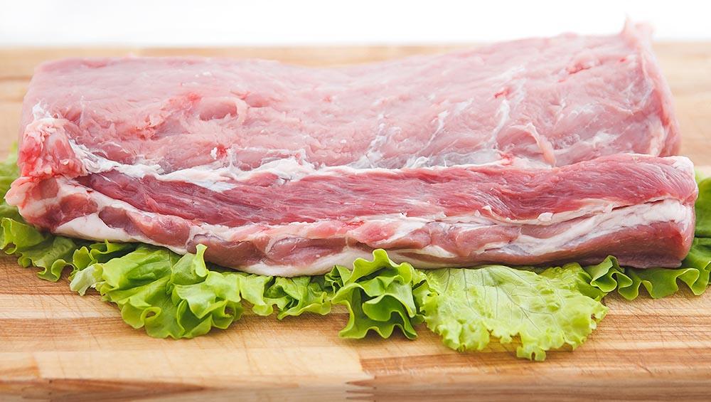 Карбонат из свинины