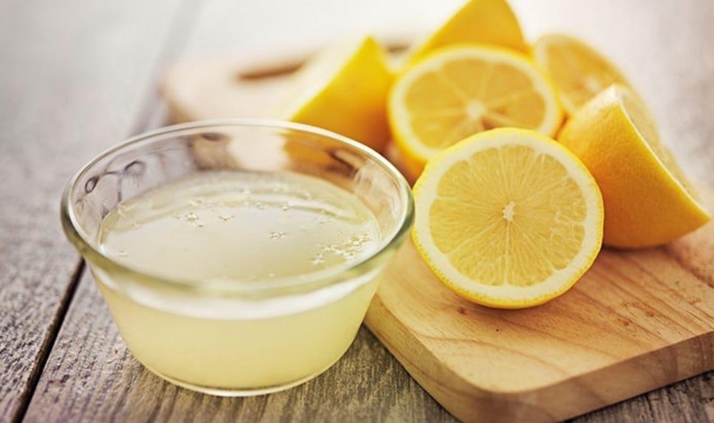 Лимонный сок для горбуши