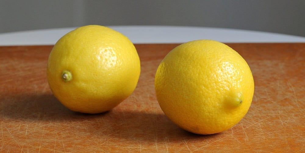 Лимоны для говядины