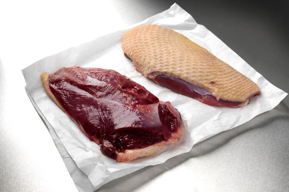 Мясо гуся для шашлыка