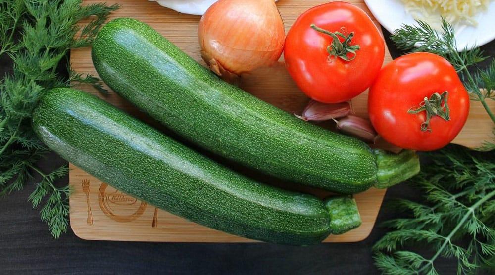 Овощи для амура