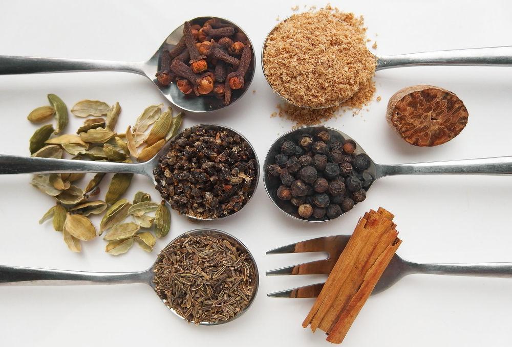Специи для гарам-масала