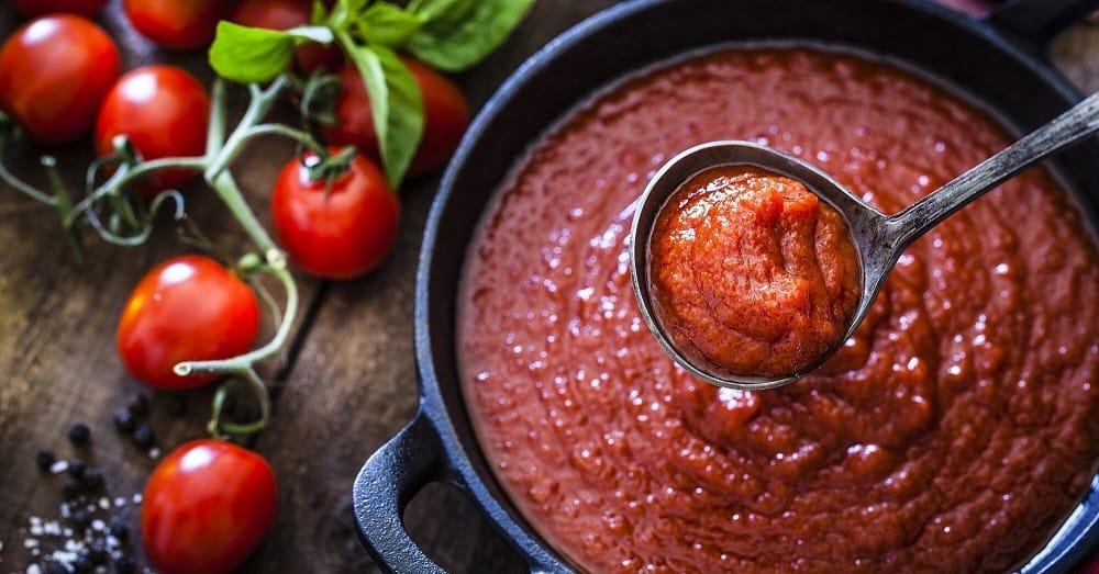 Томатный соус для амура