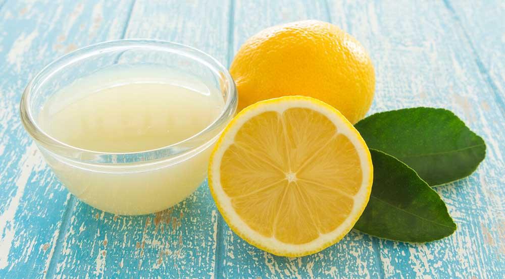 Лимон для косули