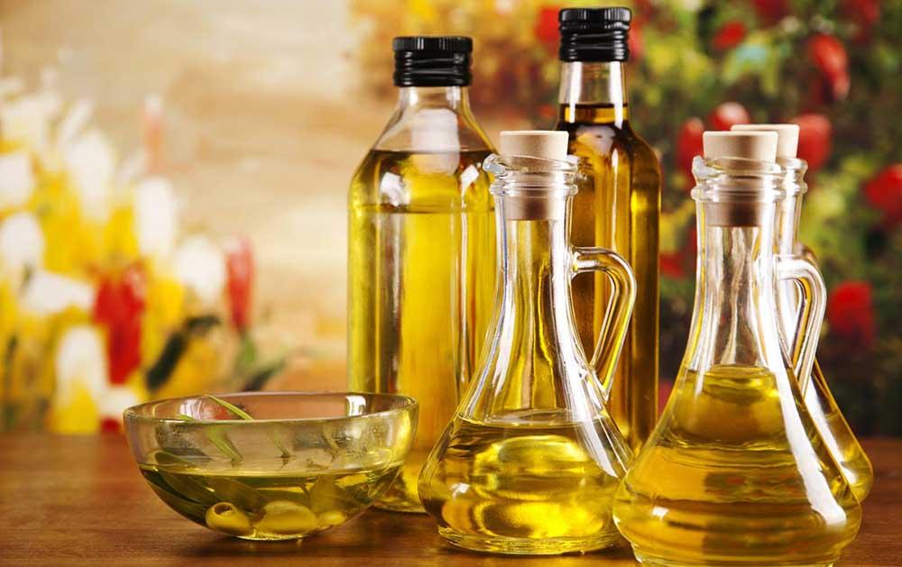 Растительное масло для косули