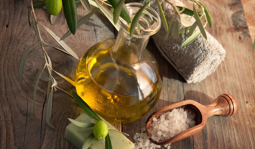 Соль и масло для корюшки