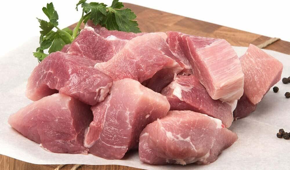Свинина для сарделек