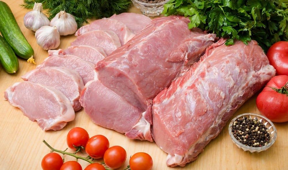 Свиной карбонат для шашлыка