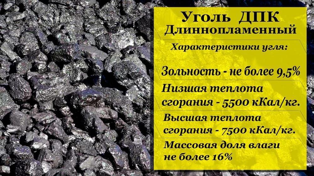 Древесный уголь В