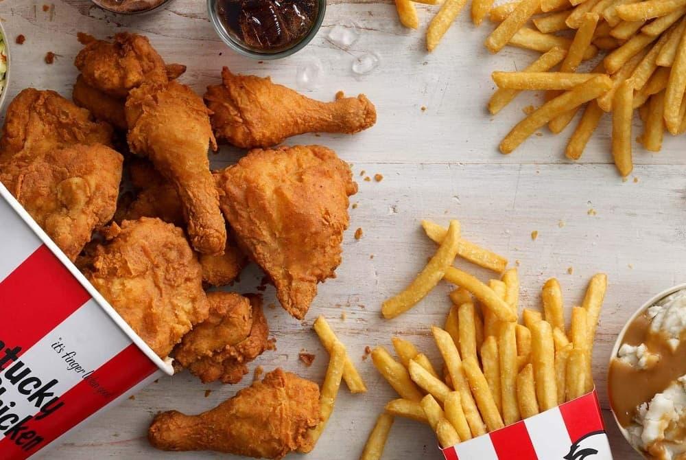 Ножки из KFC