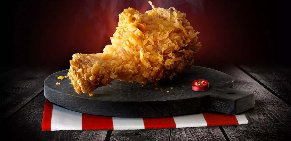 Острые ножки KFC