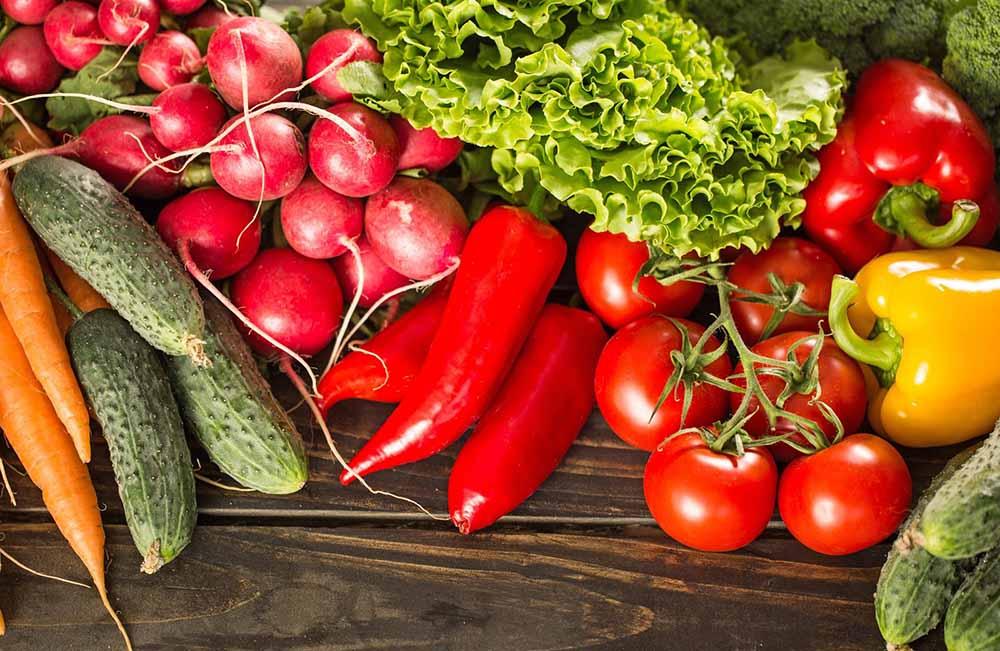 Овощи для нарезки